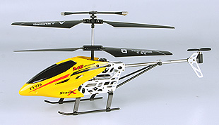 3 Channel 2.4GHz R/C Metal Helicopter with Gyro