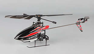 4 Channel 2.4GHz R/C Single Rotor Helicopter