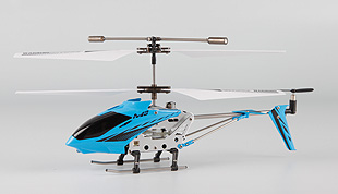 3.5 Channel Infrared R/C Helicopter with Gyro