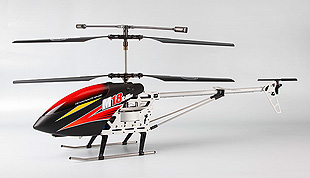 3.5 Channel 2.4GHz R/C Helicopter with Gyro