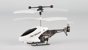 3.5 Channel Infrared R/C Alloy Helicopter with Gyro
