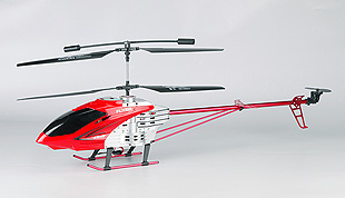 3.5 Channel Infrared Metal R/C Helicopter with Gyro