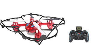 2.4G four six-axis gyroscope spin Edition 30-megapixel aerial vehicles