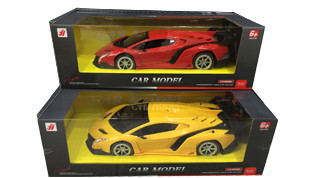 1: 8 remote control cars Lamborghini poisons (including electricity)