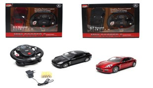 authorization Porsche Panamera (steering wheel)(battery included) ​CTN:6/0