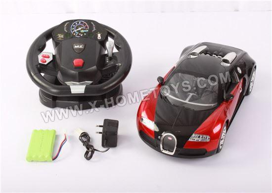 1 10 r c bugatti steering wheel battery included rc car shantou xiahon. Black Bedroom Furniture Sets. Home Design Ideas