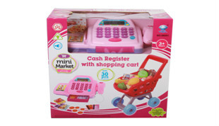 Cash register set
