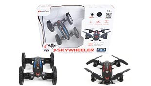 2-1 remote control high speed flying vehicle/configuration of 300 megapixel WIFI