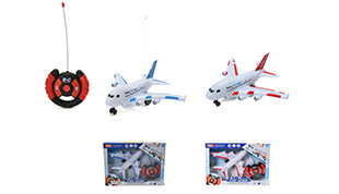 2CH R/C Plane with Light & Music